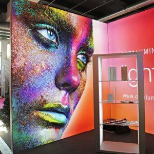 SEG Fabric Wall Displays • SEG Fabric Displays