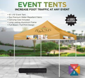 Outdoor Tents • Tent Printing