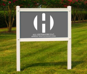 Outdoor Signs • A-Frames Signs