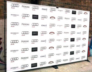 Step and Repeat Banners | Retractable Banners