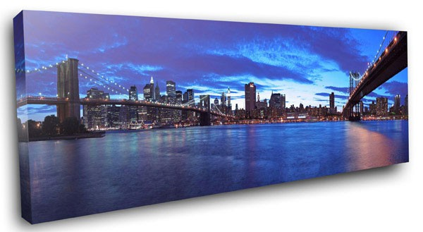 canvas and acrylic prints