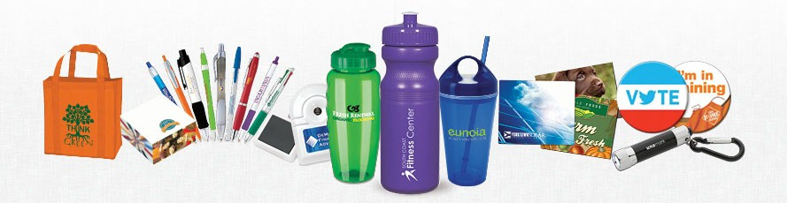 Promotional product spread