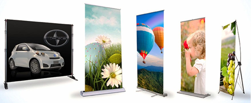 retractable banners NYC