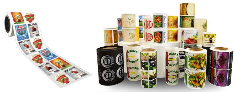 custom food labels
