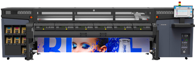 large format flatbed printing service