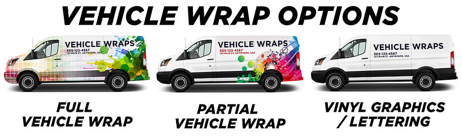 vehicle wraps long island