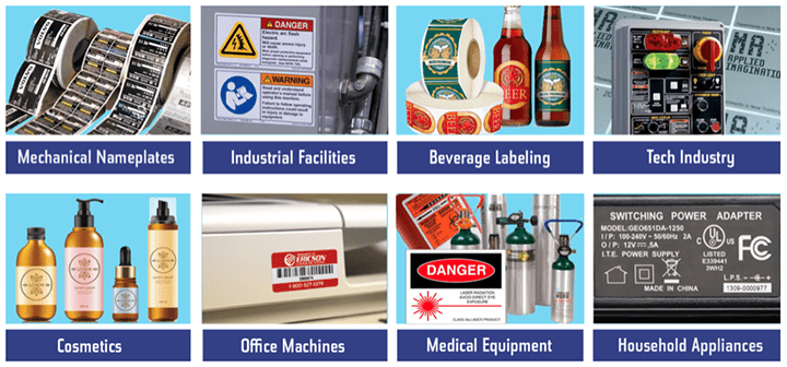 label printing long island ny new york glen cove and entire USA