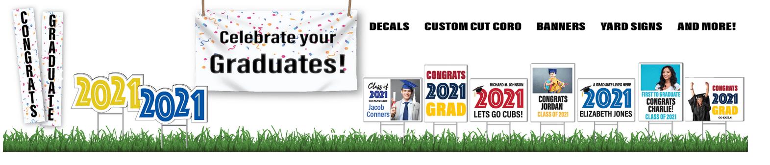 Graduation Signs Long Island NY